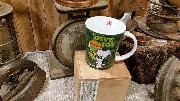 Peanuts Snoopy Coffee Mug