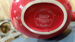 M&M RED COFFEE CUP, MUG, TELFLORA GI