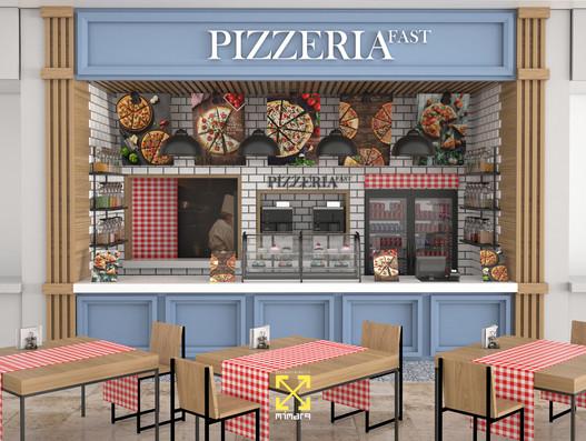 Pizzeria Fast Restaurant
