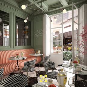 Karaköy Cafe Design