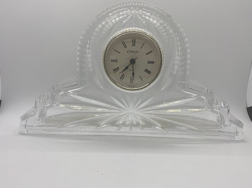 Crystal Concept Mantle Clock
