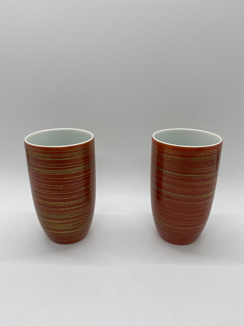 Small  Cups/Bud Vases