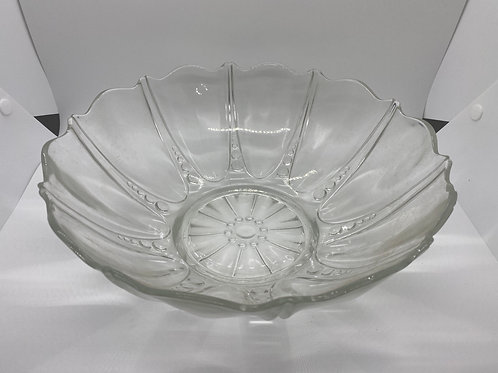 Vintage Arcoroc Serving Bowl