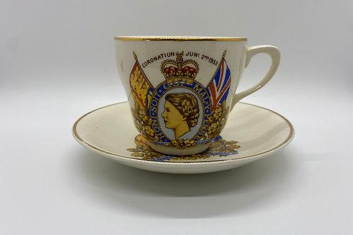 Elizabeth II Coronation Set