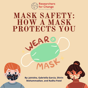 Mask Safety: How a Mask Protects You