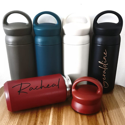 [PRE-ORDER] Travel Tumbler with Handle (350ml)
