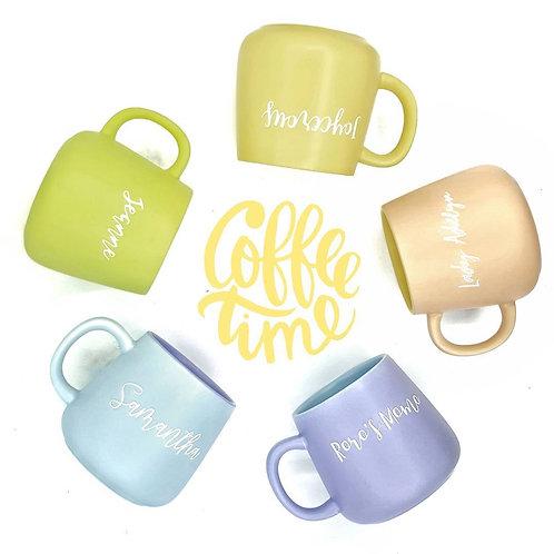 Pastel Bubble Mugs