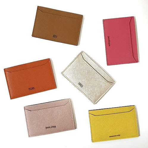 [PRE-ORDER] Card Holder