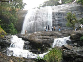 Chelavara falls coorg