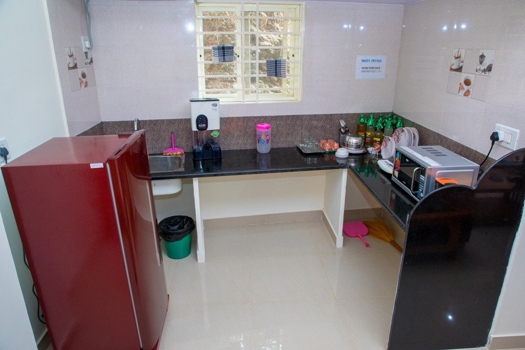 best homestays in coorg with kitchen