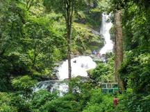 Irpu falls coorg