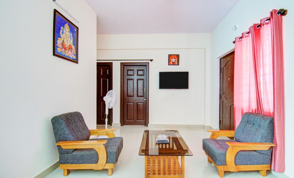 Homestays in Coorg with kitchen