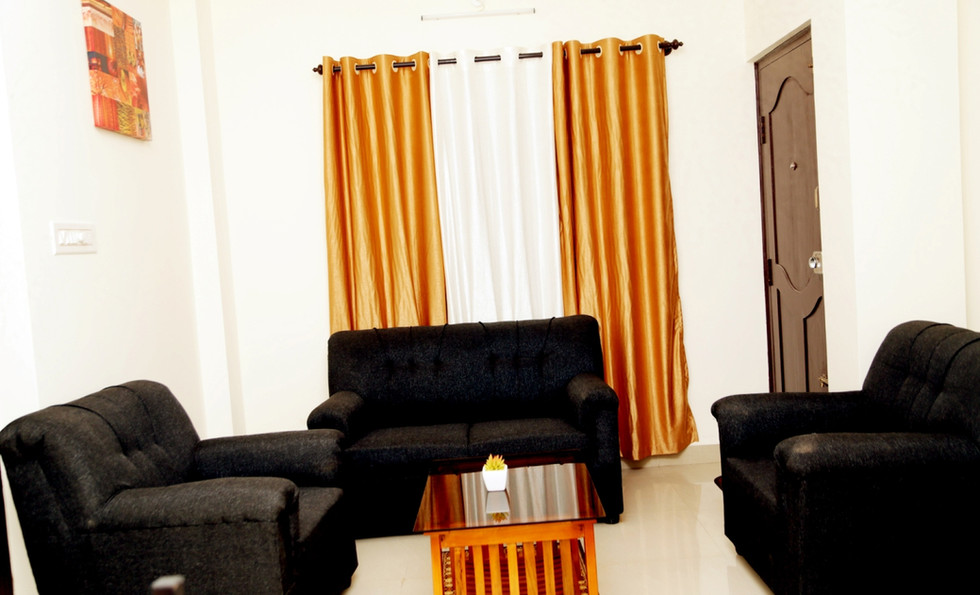 Homestay in Madikeri with kitchen