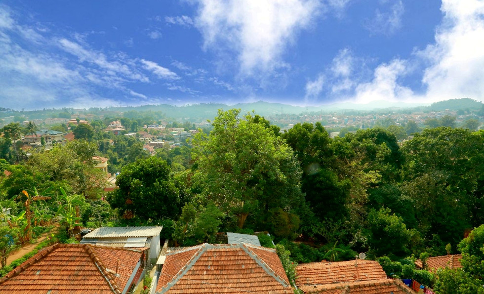 homestay in coorg with balcony
