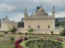 Raja's tomb coorg