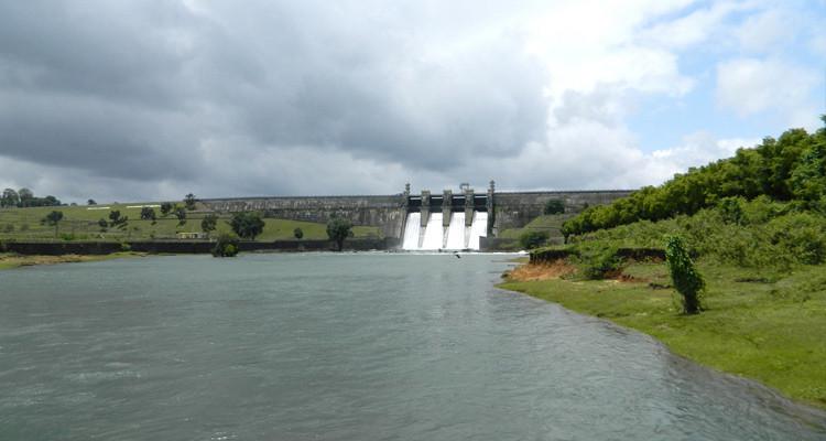 Harangi dam Coorg
