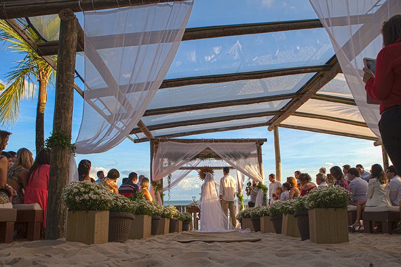 Destination Wedding - Maresias