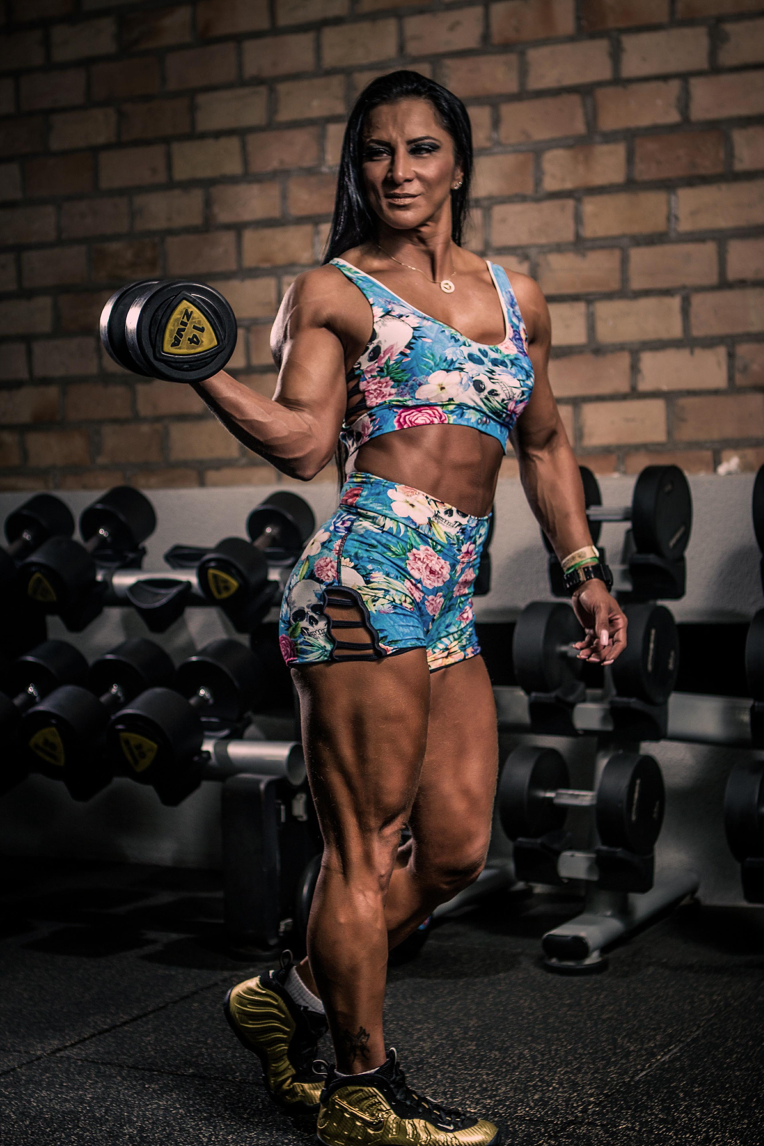 Atleta Marcia Fukasawa