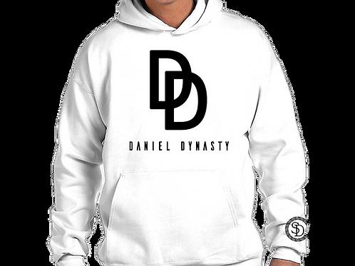 Daniel Dynasty Hoodie White
