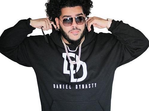 Daniel Dynasty Hoodie Black