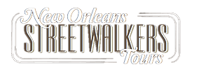 New Orleans Streetwalkers cocktail tours logo