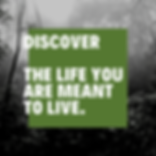 Discover the life you are meant to live.