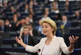 Pacte Vert d'Ursula Von der Leyen
