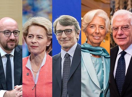 Les Top jobs de l'Union européenne