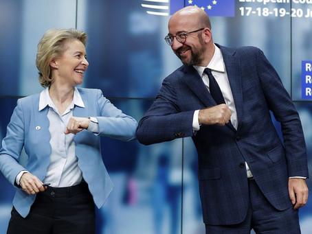 750 Milliards d'euros pour sortir de la crise !