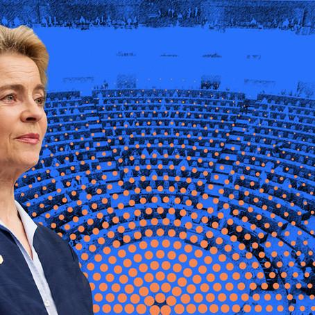 Discours sur l'état de l'Union 2020 - Ursula von der Leyen - 16 septembre 2020