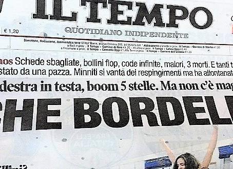 Italie et Allemagne : we mouvementé pour l'Europe !