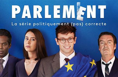 Vous allez binge watcher Parlement!