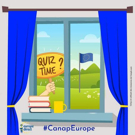 Révisez avec CanapEurope
