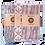Thumbnail: Bee eco wrap / XLサイズ (40x40㎝)