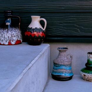 Vintage Flower Vases