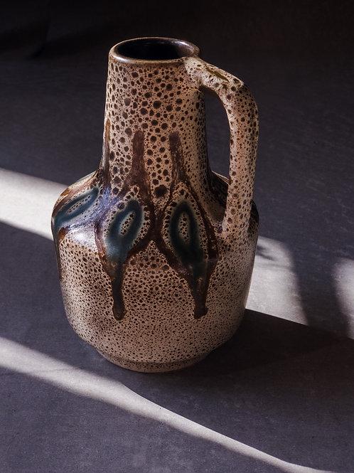 VEB Haldensleben Vintage Flower Vase