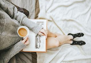 Mit Kaffee bereite ich mich gerne auf einen erfolgreichen Arbeitstag vor!
