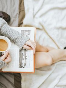 Lecture avec café