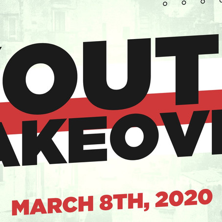 Youth Takeover Sunday
