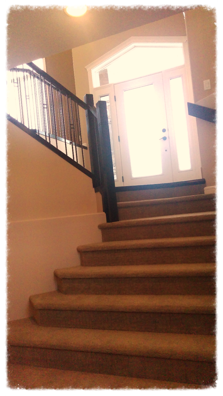 stairs basement