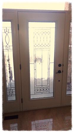 front door inside