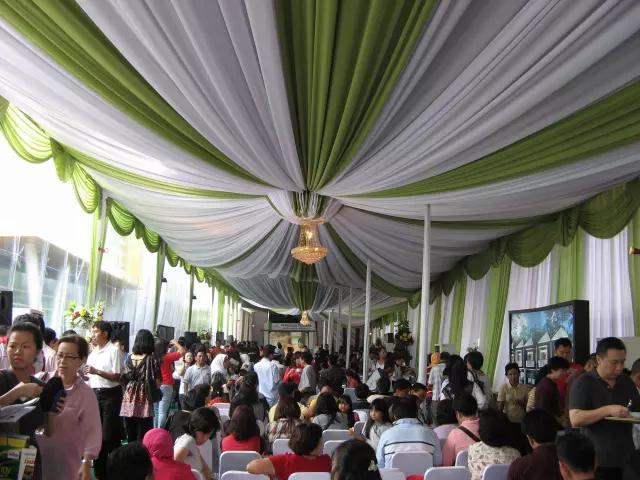 Tenda Serut Kembang