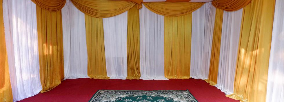 Karpet Permadani Hijau