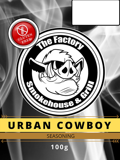 Urban Cowboy Seasoning 100g