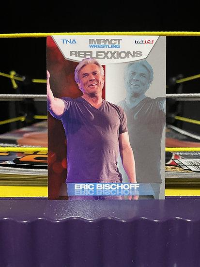 Eric Bischoff Autograph Card
