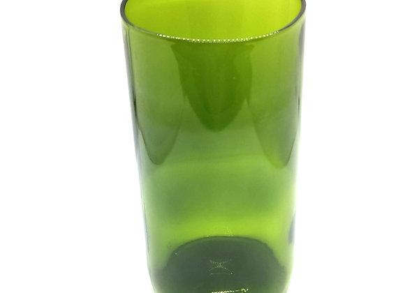 Wine Bottle Water Glass