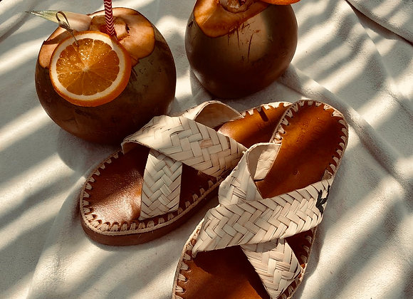 'Bahia slipper' - personalized