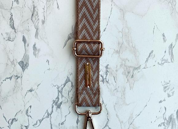 'CAMEL' strap