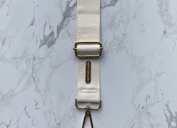 'IVORY' strap