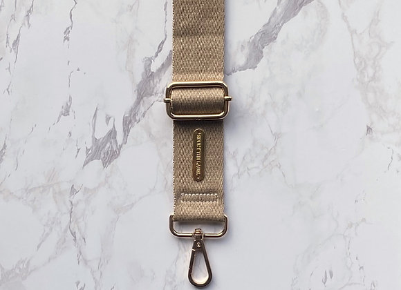'TAUPE' strap
